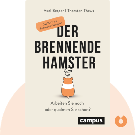 Der brennende Hamster by Axel Berger, Thorsten Thews