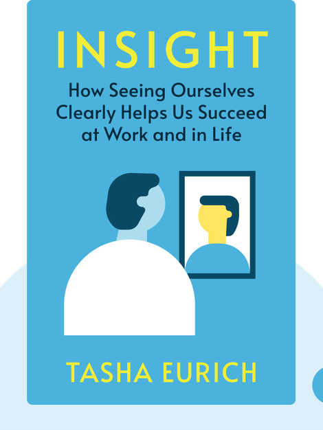 Insight: Why We're Not as Self-Aware as We Think, and How Seeing Ourselves Clearly Helps Us Succeed at Work and in Life von Tasha Eurich