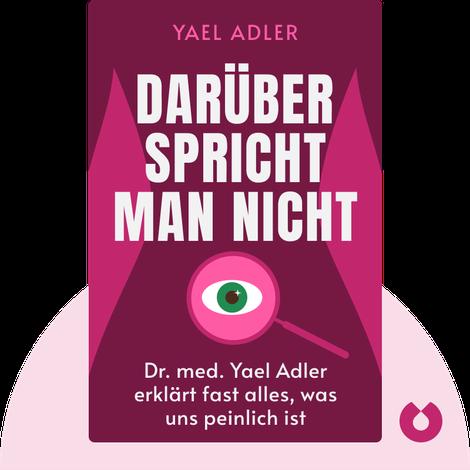 Darüber spricht man nicht by Yael Adler