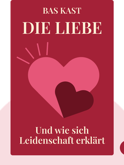 Die Liebe: Und wie sich Leidenschaft erklärt von Bas Kast