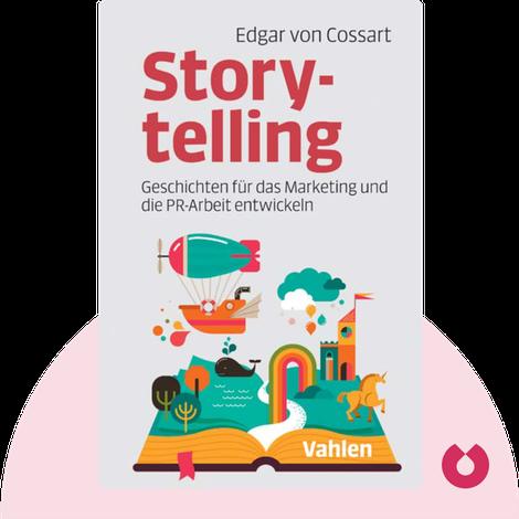 Storytelling von Edgar von Cossart