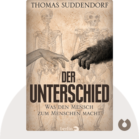 Der Unterschied by Thomas Suddendorf