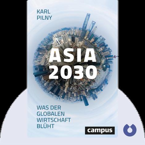Asia 2030 by Karl Pilny