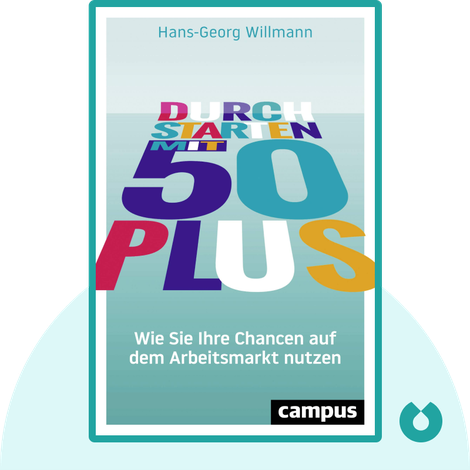 Durchstarten mit 50 plus by Hans-Georg Willmann