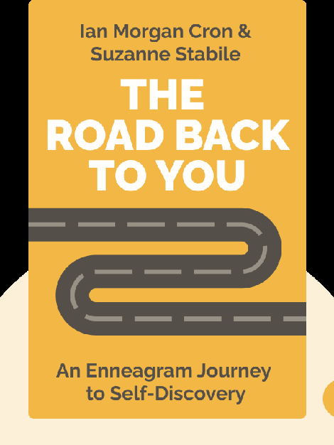 The Road Back to You: An Enneagram Journey to Self-Discovery by Ian Morgan Cron & Suzanne Stabile