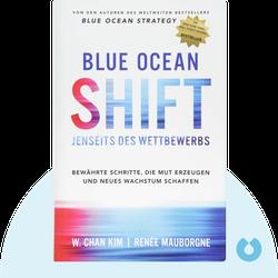 Blue Ocean Shift: Jenseits des Wettbewerbs: Bewährte Schritte, die Mut erzeugen und neues Wachstum schaffen von W. Chan Kim & Renée Mauborgne