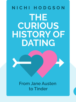The Curious History of Dating: From Jane Austen to Tinder by Nichi Hodgson