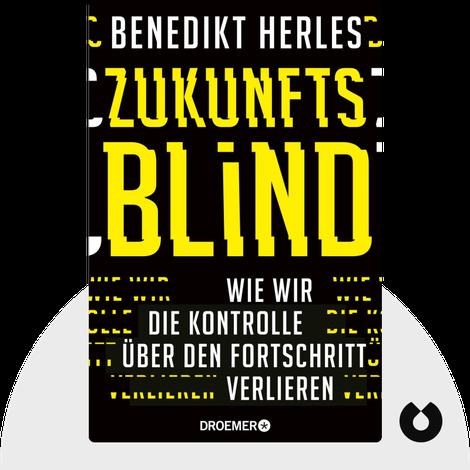 Zukunftsblind von Benedikt Herles