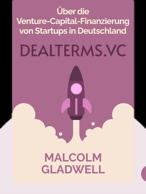 Dealterms.vc: Von Handwerk, Kunst und Philosophie der Venture-Capital-Finanzierung von Startups in Deutschland von Nikolas Samios & Anja Arnold