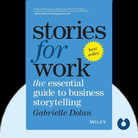 Stories for Work von Gabrielle Dolan