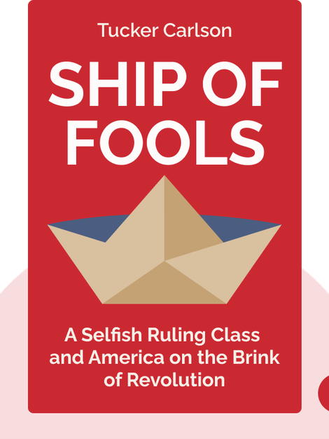 Ship of Fools: How a Selfish Ruling Class Is Bringing America to the Brink of Revolution von Tucker Carlson