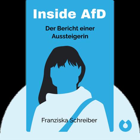 Inside AfD von Franziska Schreiber