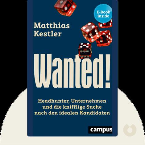 Wanted! by Matthias Kestler