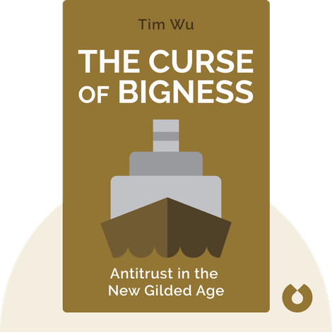 The Curse of Bigness von Tim Wu