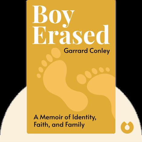 Boy Erased von Garrard Conley