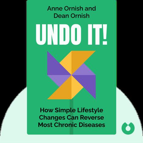 Undo It! von Anne Ornish and Dean Ornish