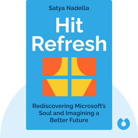 Hit Refresh von Satya Nadella