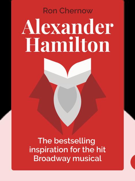 Alexander Hamilton von Ron Chernow