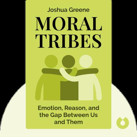 Moral Tribes von Joshua Greene