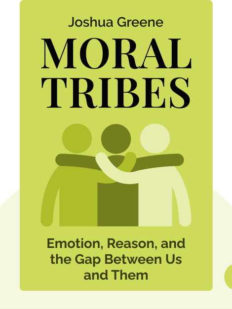 Moral Tribes: Emotion, Reason, and the Gap Between Us and Them by Joshua Greene