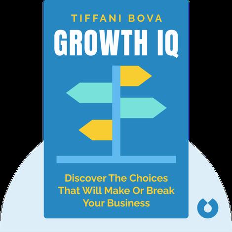 Growth IQ by Tiffani Bova
