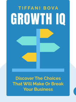 Growth IQ: Get Smarter About the Choices that Will Make or Break Your Business by Tiffani Bova