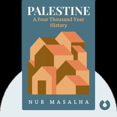 Palestine von Nur Masalha
