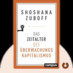 Das Zeitalter des Überwachungskapitalismus by Shoshana Zuboff