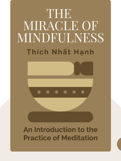 The Miracle of Mindfulness: An Introduction to the Practice of Meditation von Thích Nhất Hạnh