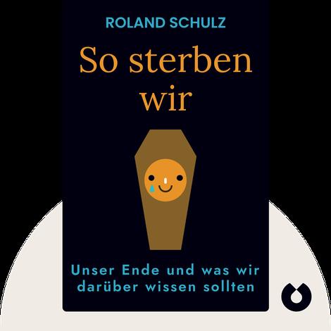 So sterben wir by Roland Schulz