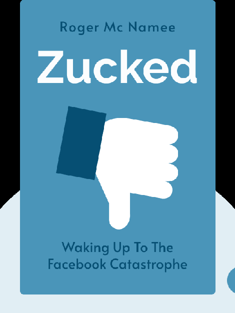 Zucked: Waking Up to the Facebook Catastrophe by Roger McNamee
