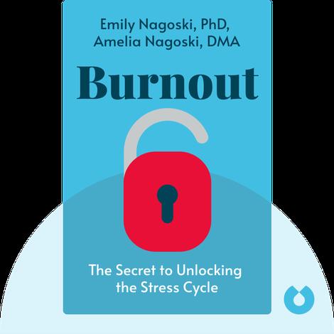 Burnout by Emily Nagoski, PhD, Amelia Nagoski, DMA