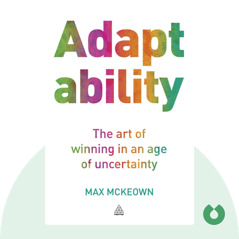 Adaptability by Max McKeown