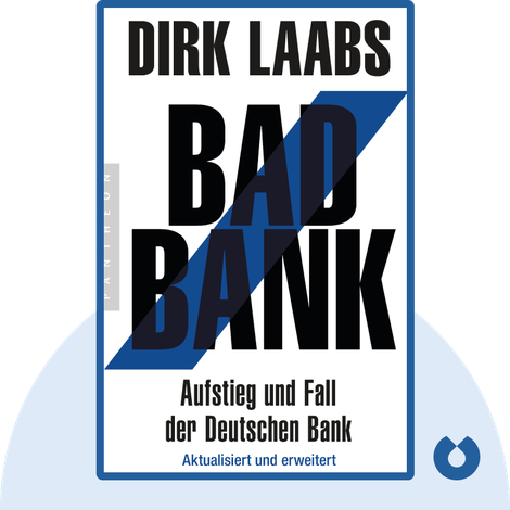 Bad Bank by Dirk Laabs