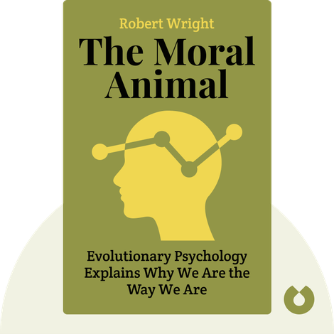 The Moral Animal von Robert Wright