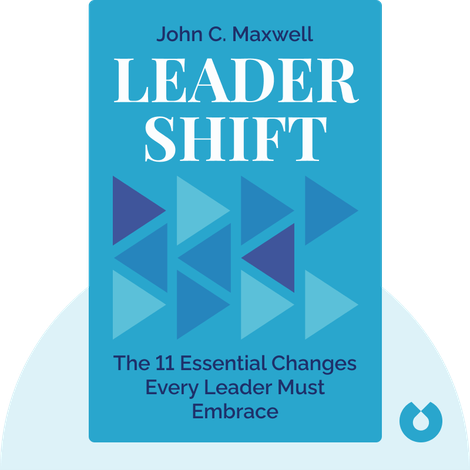 Leadershift by John C. Maxwell