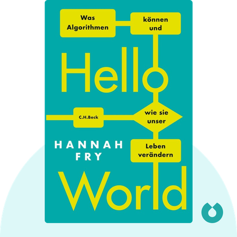 Hello World von Hannah Fry