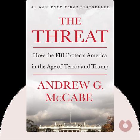 The Threat von Andrew G. McCabe
