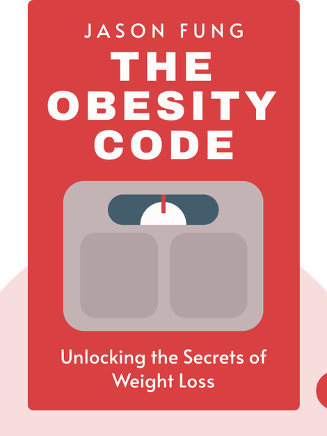 The Obesity Code: Unlocking the Secrets of Weight Loss von Jason Fung