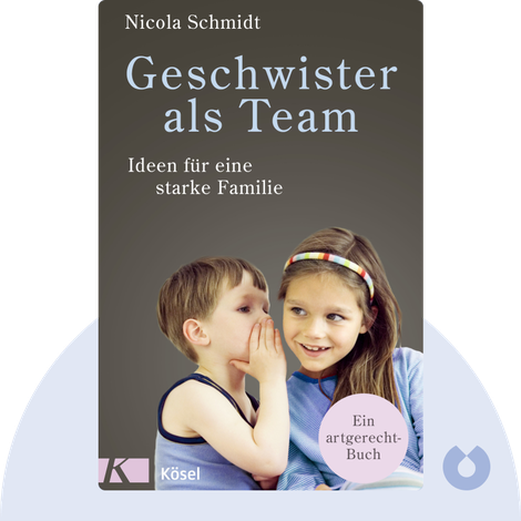 Geschwister als Team von Nicola Schmidt