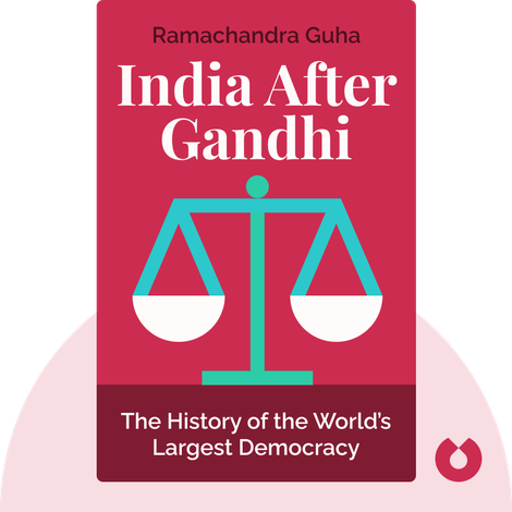 India After Gandhi by Ramachandra Guha