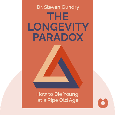 The Longevity Paradox by Dr. Steven Gundry