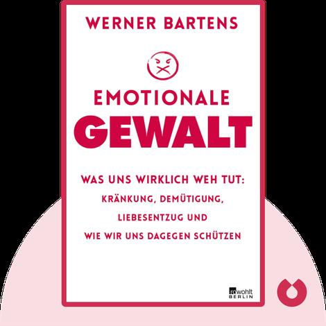 Emotionale Gewalt by Werner Bartens