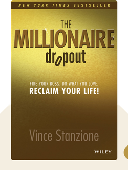 The Millionaire Dropout: Fire Your Boss, Do What You Love, Reclaim Your Life!  von Vince Stanzione