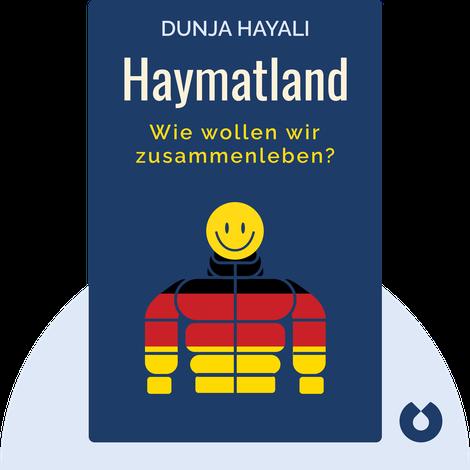 Haymatland von Dunja Hayali