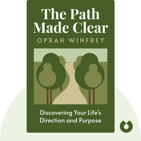 The Path Made Clear von Oprah Winfrey