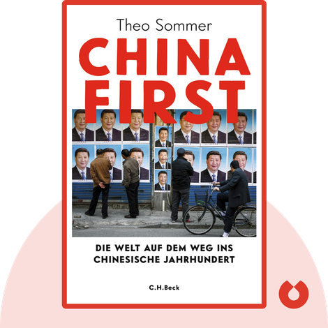 China First von Theo Sommer