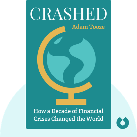 Crashed by Adam Tooze