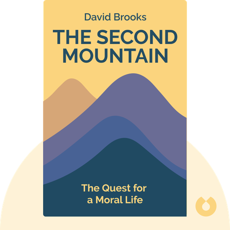 The Second Mountain von David Brooks