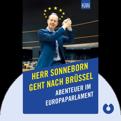 Herr Sonneborn geht nach Brüssel von Martin Sonneborn